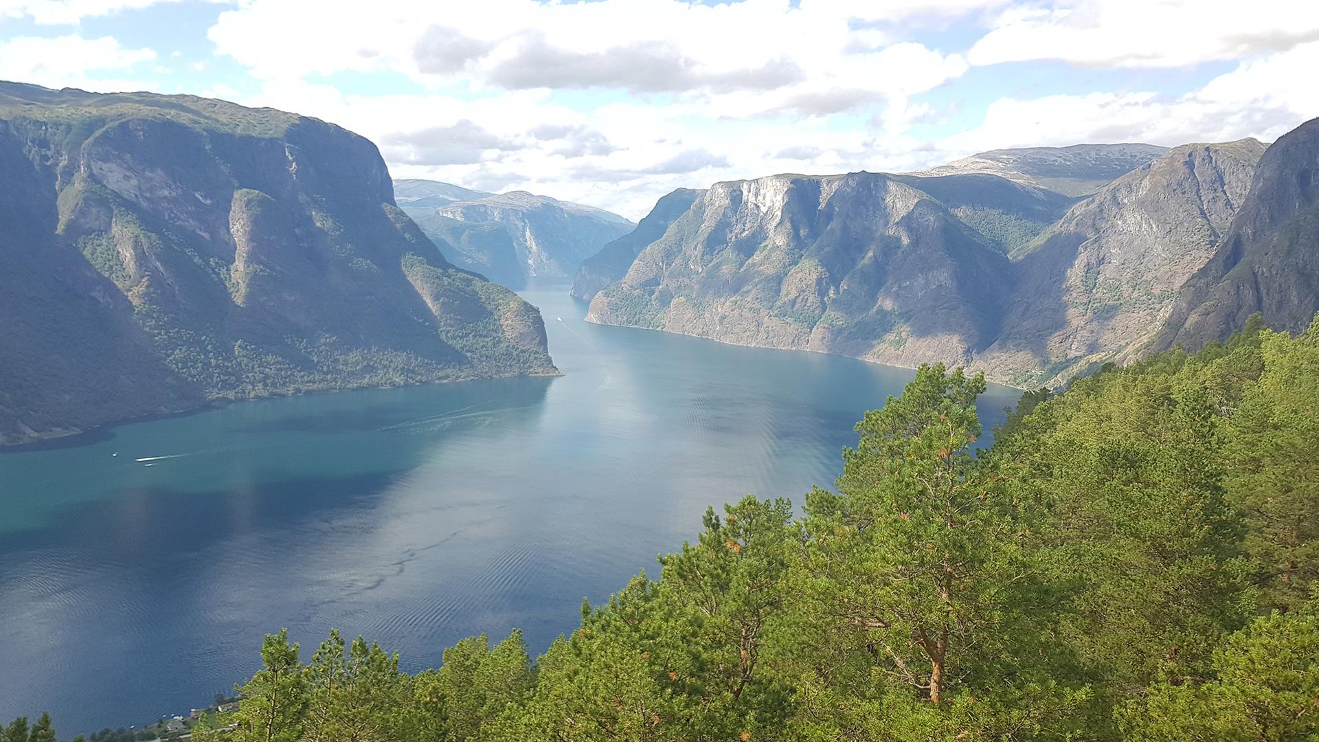 Stegastein Norwegen